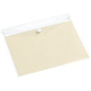 EICHNER documenthoesje, A5 liggend, drukknoop