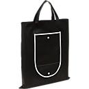 Einkaufstasche Porto, schwarz