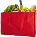 Einkaufstasche Prato, rot