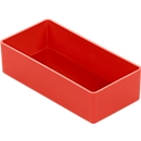 Einsatzkasten EK 303, rot, PS, 60 Stück