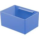 Einsatzkasten EK 4041, PP, blau, 40 Stück