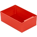 Einsatzkasten EK 554, PS, 15 Stück, rot