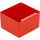 Einsatzkasten EK 602, PS, 25 Stück, rot