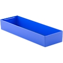 Einsatzkasten EK 6021, PP, blau, 20 Stück
