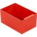 Einsatzkasten EK 753, rot, PP, 10 Stück
