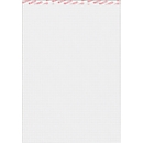 ELCO Notizblock, 4 mm kariert, DIN A4, 100 Blatt, weiß