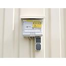 Elektro-installatiepakket (passieve opslag), voor enkele container