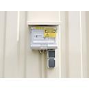 Elektro-installatiepakket, uitvoering voor actieve/passieve opslag van ontvlambare stoffen
