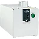 Entlüftungsaufsatz für Fassschränke asecos, steckerfertig, ATEX-konform, 35 dB, B 200 x T 400 x H 200 mm