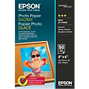 EPSON Fotopapier Photo Paper Glossy, 10 x 15 cm, 50 Blatt