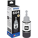 Epson Tintentank T6641 schwarz, original