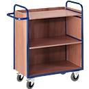 Etagewagen, m. 3 wanden, 3 etages, 43 kg