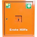 Eurosafe Industrie Norm Plus, met inhoud conform DIN 13169 en uitbreidingsset, oranje