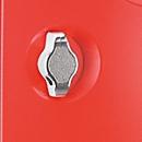 eXtreme-draaigrendelslot voor kunststof kluisjes eXtreme