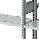 Fachböden, für Archivregal,  B 750 x T 300 mm, verzinkt