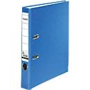 FALKEN Recycolor ordner, A4, rugbreedte 50 mm, blauw