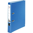 FALKEN Recycolor Ordner, DIN A4, Rückenbreite 50 mm, blau