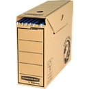 Fellowes Hängemappenbox Bankers Box® Earth, f. DIN A4 Dokumente, mit Klappe, 10 St.