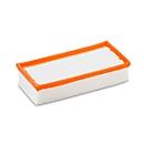 Flachfaltenfilter Papier, 1 Stück