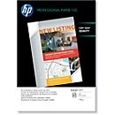 Fotopapier HP Professional, matt, A3, 200 Blatt