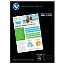 Fotopapier HP Professional, matt, A4, 200 Blatt
