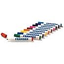 Franken Boardmarker Z1901, nachfüllbar, 10 Stück
