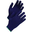 Gebreide handschoenen Worksafe L78-714, CE Cat 1, warmte-/zweetbescherming, acryl/spandex, donkerblauw, één maat, 12 paar