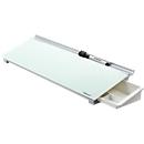Glas-Memoboard Nobo Diamond, f. Schreibtisch, mit verborgenem Organizer