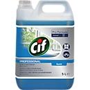 Glas- und Universalreiniger Cif Professional, m. Duftneutralisator, pH-neutral, 5 l
