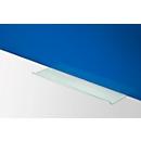 Glasboard Legamaster Colour 7-104843, B 600 x H 800 mm, blau, magnetisch
