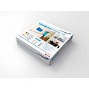Glasboard-starterkit Legamaster 7-12500, 4 magneten, 5 krijtstiften, 1 doekje, 1 spray