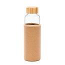 Glasflasche Kork, Standard, Standard