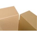 Golfkartonnen dozen, 292x192x150 mm, rechthoekig, 10 st.