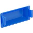 Griffverschluss für Kasten im EURO-Maß MF, blau