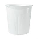 HAN Papierkorb Loop, 13 Liter, modernes Design, weiß