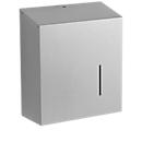 Handdoekdispenser van rvs