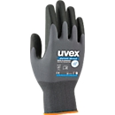 Handschuhe Uvex phynomic allround, Polyamid/Elastan, Aqua-Polymer-Schicht, EN 388 (3 1 3 1), 10 Paar, Gr. 5
