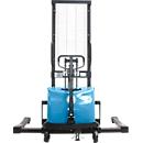 HanseLifter® elektrische breedspoorstapelaar E-SDJ1016BS, hefbereik 80 - 1600 mm