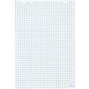 Herlitz Flipchartpapier, Recycling-Papier, kariert, 5 x 20 Blatt