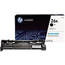 HP 26A Color LaserJet CF226A Toner schwarz, original