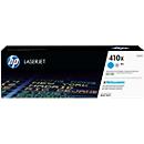 HP 410X Color LaserJet CF411X Druckkassette cyan