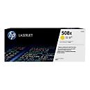 HP 508X - Hohe Ergiebigkeit - Gelb - Original - LaserJet - Tonerpatrone (CF362X)