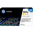 HP Color LaserJet CE252A Toner gelb, original