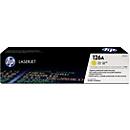 HP Color LaserJet CE312A Toner gelb, original