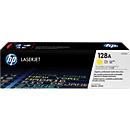 HP Color LaserJet CE322A printcassette geel