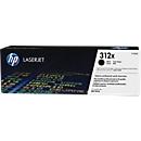 HP Color LaserJet CF380X (Nr. 312X) Toner schwarz, original