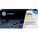 HP Color LaserJet Q6472A (Nr. 502A) printcassette geel