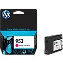 HP Druckpatrone Nr. 953 magenta (F6U13AE)