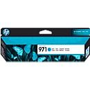 HP inktpatroon HP 971 CN622AE cyaan