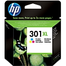 HP inktpatroon Nr. 301XL color (CH564EE)